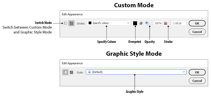 custom_graphicstyle_modes
